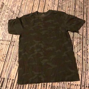 Camouflage T shirt from Outdoor Life